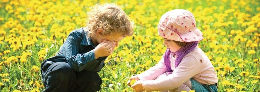 Bebeklerde ve Çocuklarda Bahar Alerjisi
